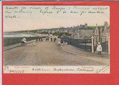 Ardrossan North Crescent Tinted Old Pc