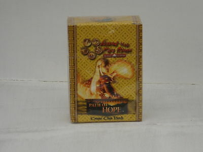 Legend of the Five Rings (L5R) CCG Path of Hope Crane Clan Deck  New & Sealed