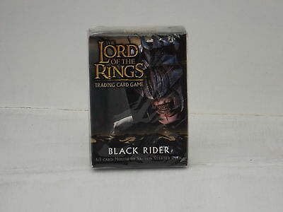 Lord of the Rings TCG Black Rider Starter Mouth of Sauron *New & Sealed*