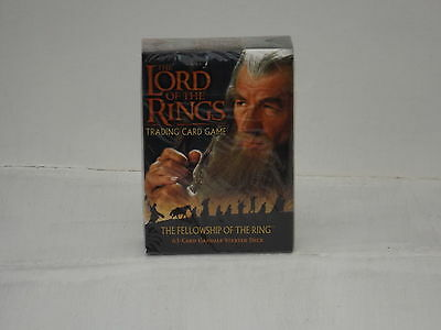 Lord of the Rings TCG The Fellowship of the Ring Starter Gandalf *New & Sealed*
