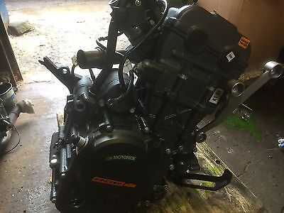 Ktm Rc 125 2016 Complete Engine