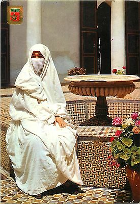 Moroccan Typical costumes Africa