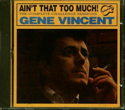 Gene Vincent - Ain't That Too Much! - The Complete Challenge Sessions (CD) - ...