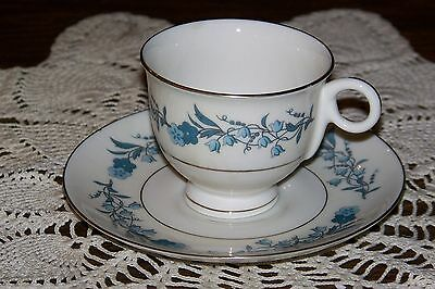 Theodore Haviland - New York - Clinton - Demitasse Cup and Saucer Set