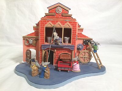 Bagpuss Collection - The Mouse Mill Musical Box - BGMB2