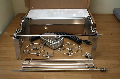 Jenn Air A311 Rotiss-Kabob Electric Rotisserie New In Box