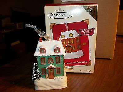 2003 Hallmark Home for Christmas REPAINT in box