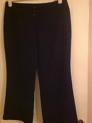 Marks & Spencer Ladies Trousers Size 16 Nwot