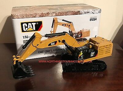 Diecast Masters 85284 1:50 Scale Cat 390F L Hydraulic Excavator *metal Box*