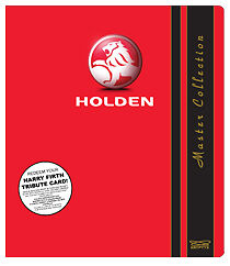 Holden Master Collection 3rd Edition Collector Album