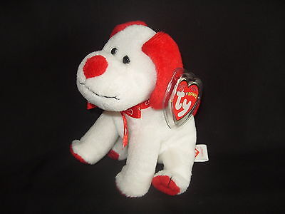 Nwt Ty Beanie Baby Heartbeat - The Love Dog