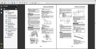 Completo Manuale D'officina Per Yamaha Tmax 500-2008/11 - Introvabile !!!