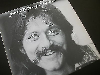 Jesse Colin Young: Light Shine - 1974 Lp N/m