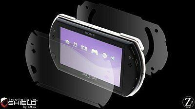 invisbleSHIELD Full Body Protector for Sony PSP Go Color=clear 6006270