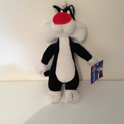 Sylvester The Cat With Tag From Looney Tunes