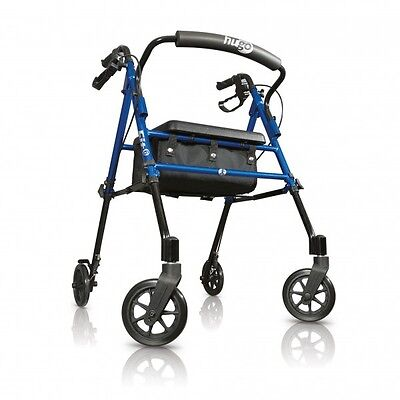Hugo Fit Rollator / Walker with Seat (RRP $209.95)