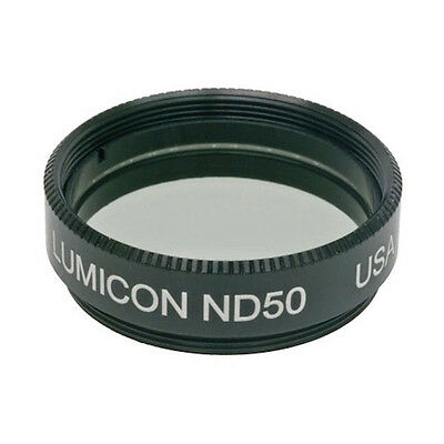 """Lumicon Neutral Density / Moon Filter ND50 50% Transmission - 1.25""""  # LF1090"""