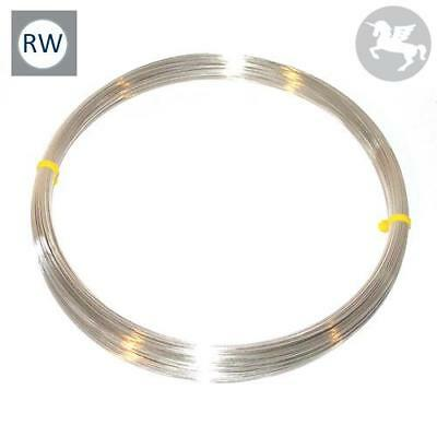 Argentium 935 Silver Wire - various styles and sizes