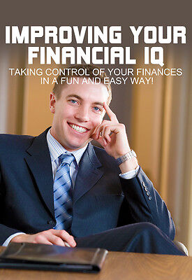 Improving Your Financial IQ - eBook on CD!