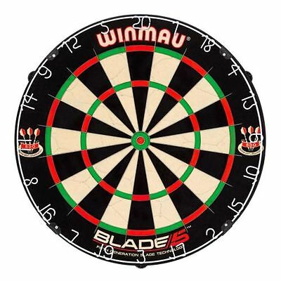 Winmau, Blade 5 Dartboard, 5th Generation with Rota Lock System