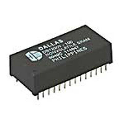 Pack of 1pcs Ictouch DS1244Y-70 IC 256k NV SRAM with Phantom Clock Dallas Semiconductor 28-Pin