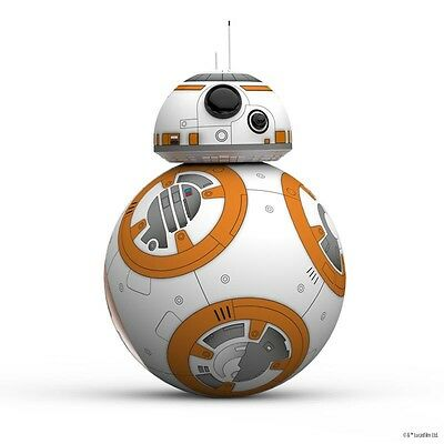 BB-8 App-Enabled Droid by Sphero *BRAND NEW* STAR WARS The Force Awakens