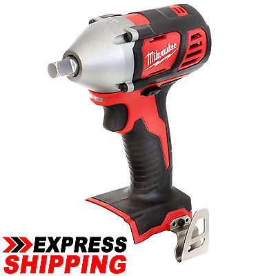 "Milwaukee 18V Cordless GEN-II Compact 1/2"" Impact Wrench - M18BIW12"