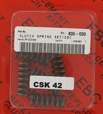 CSK Series Clutch Springs +15% EBC CSK42 for Scooter Applications