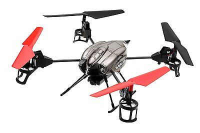 Large HD Camera Upgraded Drone 2.4Ghz RTF 4CH RC X5sw Headless Quadcopter US