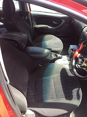 Ford Falcon AU XR6 XR8 Interior Seats And Door Cards Front And Back
