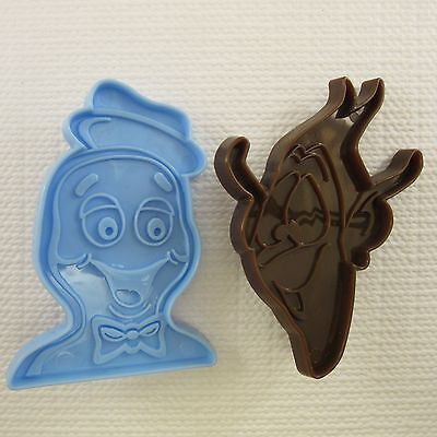 Betty Crocker Count Chocula and Boo Berry Cookie Cutters (2001)
