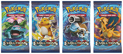 Pokemon XY Evolutions Booster Brand New and Sealed