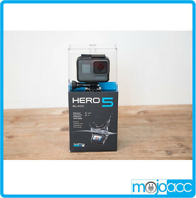 BRAND NEW, SEALED! GoPro HERO5 HERO 5 Black (Latest Model) CHDHX-501