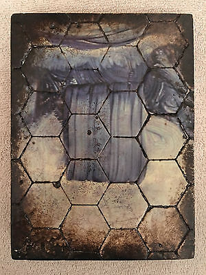 SIGNED Sid Dickens 2016 Limited Edition Memory Tile - Pursuit