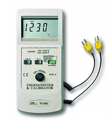 Thermometer Calibrator With RS232 - TC920