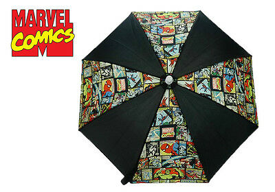 *Marvel* Black Childrens (Umbrella)