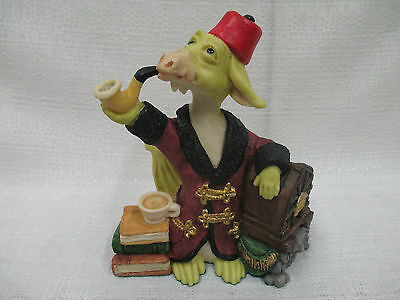 Whimsical World Of Pocket Dragons Classical Dragon Real Musgrave NIB