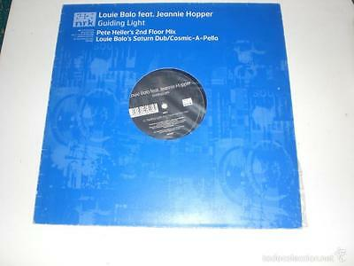 Maxi Louie Balo Feat. Jeannie Hopper - Guiding Light - Nrk Uk 2002 Vg+