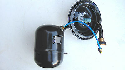 Bmw X5 2002 E53 4.4 Off Side Right Rear Air Suspension Reservoir Tank