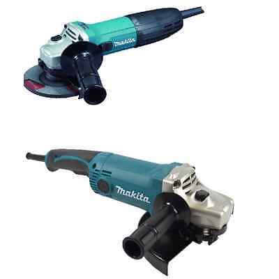 Makita Angle Grinder Twin Pack DK0056 Twin Pack Angle Grinder 110v