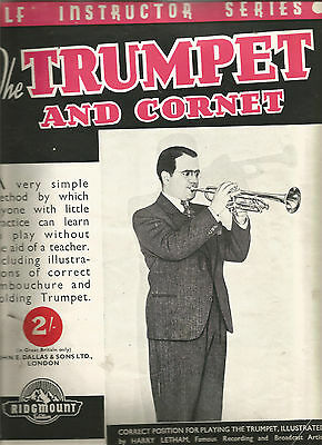 Self Instructor Series - The Trumpet and Cornet