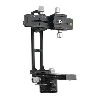 Letu Panorama 360 Rotation Tripod Head & Quick Release Plate For DSLR Camera【US】