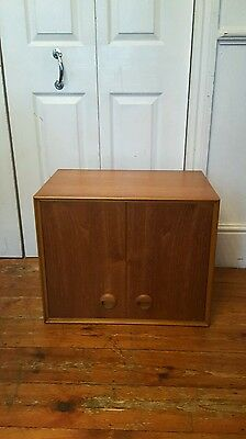 Ladderax Mid Century Teak Cabinet Retro (2 available) London SE14 - Delivery