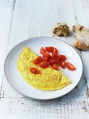 Jamie Oliver's Simple Cheese Omelette Recipe Excerpt From Book