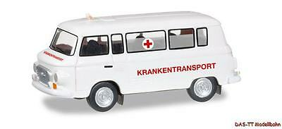 "TT B1000 Bus ""Krankentransport"" Herpa 066433"