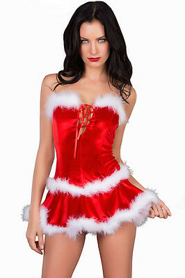 Taille 38-40 Costume mère noel sexy Modèle LC7279