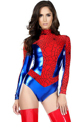 Taille 38-40 Costume spider woman Modèle LC8953