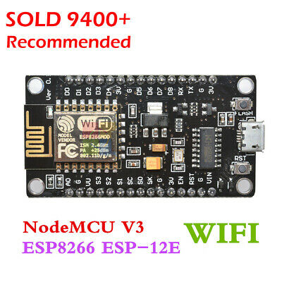 ESP8266 ESP-12E CH340G WIFI Network Development Board Wemos for Arduino NodeMcu