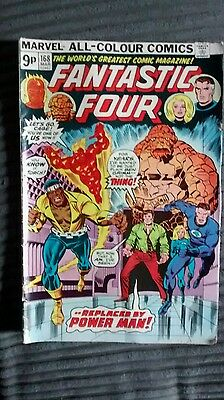 MARVEL FANTASTIC FOUR COMIC VINTAGE Selection 12 In Total