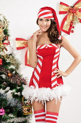 Taille 38-40 Costume mère noel sexy Modèle LC7165